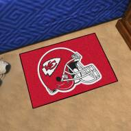 Kansas City Chiefs Starter Rug
