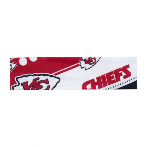 Kansas City Chiefs Stretch Headband
