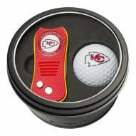 Kansas City Chiefs Switchfix Golf Divot Tool & Ball