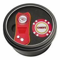 Kansas City Chiefs Switchfix Golf Divot Tool & Chip
