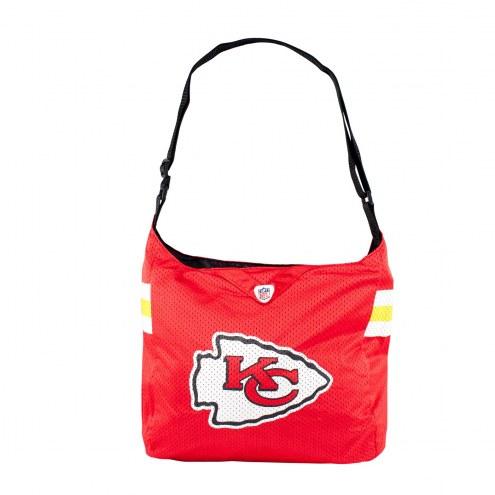 Kansas City Chiefs Team Jersey Tote