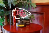 Kansas City Chiefs Team Logo Neon Lamp