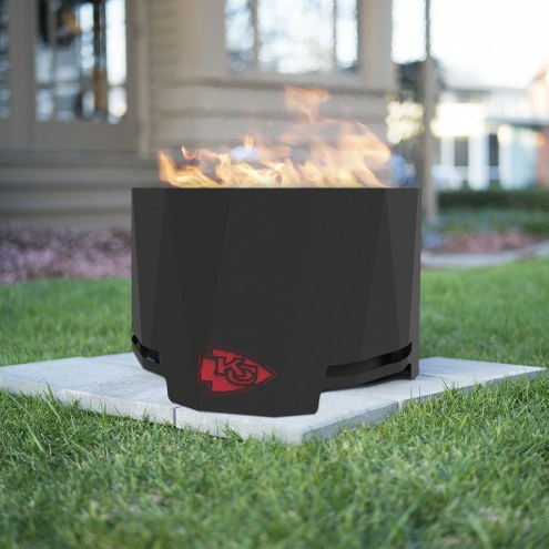 Kansas City Chiefs The Peak Patio Fire Pit on The Peak Patio Fire Pit id=86410