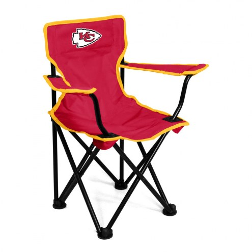 Kansas City Chiefs Toddler Folding Chair