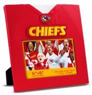 Kansas City Chiefs Uniformed Picture Frame