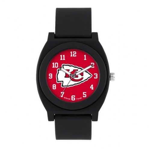 Kansas City Chiefs Unisex Fan Black Watch