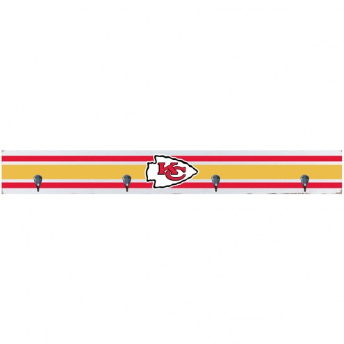 Kansas City Chiefs Wall Hooks