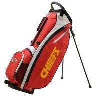 Kansas City Chiefs Wilson NFL Carry Golf Bag