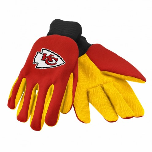 Kansas City Chiefs Work Gloves