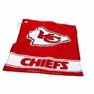 Kansas City Chiefs Woven Golf Towel