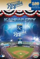 Kansas City Royals 100 Piece Puzzle