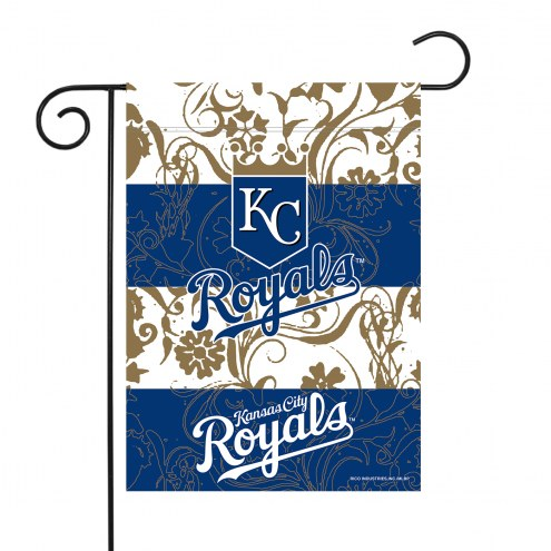 "Kansas City Royals 13"" x 18"" Garden Flag"
