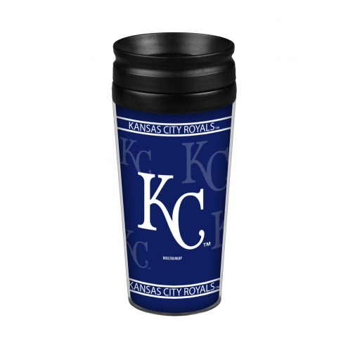 Kansas City Royals 14 oz. Full Wrap Travel Mug