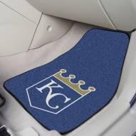 Kansas City Royals 2-Piece Carpet Car Mats