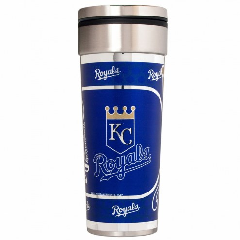 Kansas City Royals 22 oz. Hi Def Travel Tumbler
