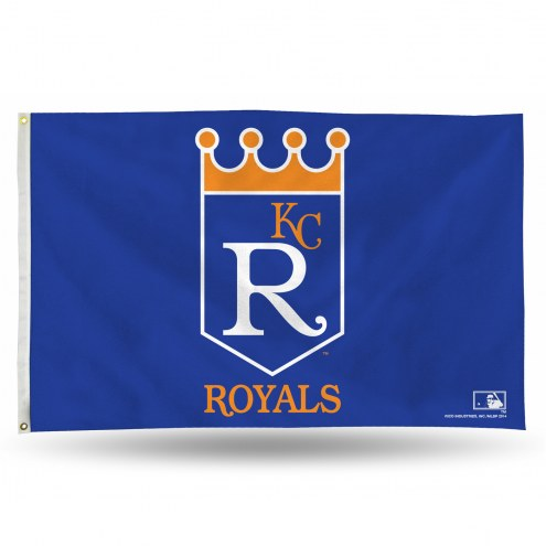 Kansas City Royals 3' x 5' Banner Flag