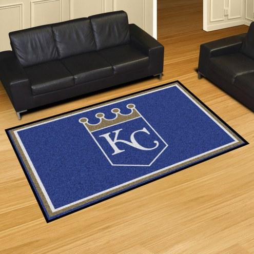 Kansas City Royals 5' x 8' Area Rug