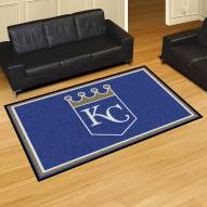 Kansas City Royals 5' x 8' Area Rug