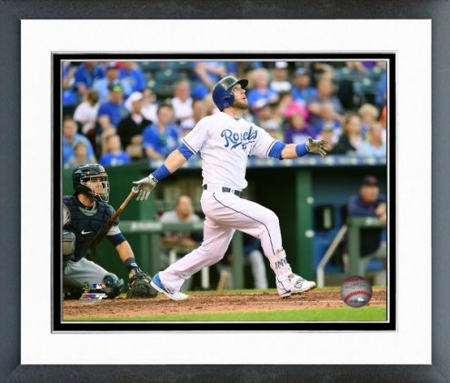 Kansas City Royals Alex Gordon Action Framed Photo