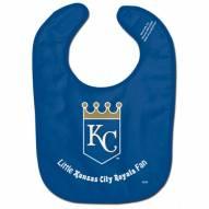 Kansas City Royals All Pro Little Fan Baby Bib