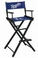 Kansas City Royals Bar Height Director's Chair