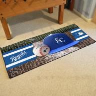 Kansas City Royals Baseball Runner Rug