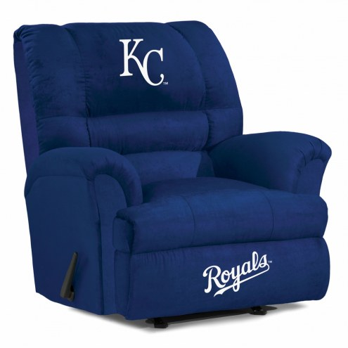 Kansas City Royals Big Daddy Recliner
