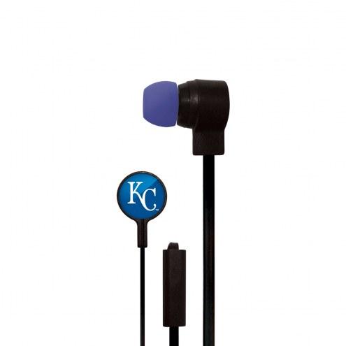 Kansas City Royals Big Logo Ear Buds