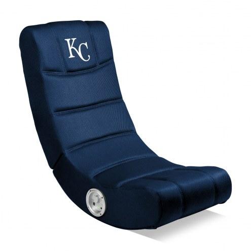 Kansas City Royals Bluetooth Gaming Chair