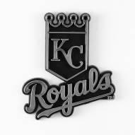 Kansas City Royals Chrome Car Emblem