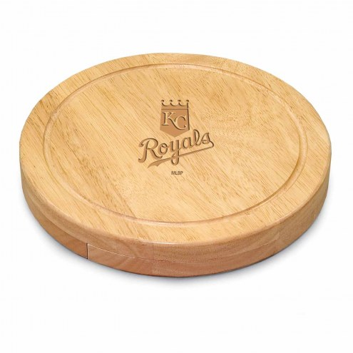 Kansas City Royals Circo Cutting Board