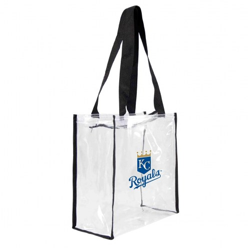Kansas City Royals Clear Square Stadium Tote
