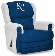 Kansas City Royals Coach Recliner