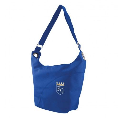 Kansas City Royals Color Sheen Hobo Purse