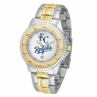 Kansas City Royals Competitor Two-Tone Men's Watch