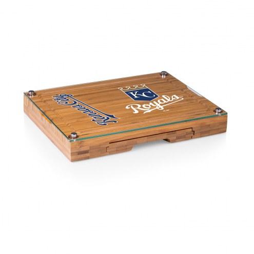 Kansas City Royals Concerto Bamboo Cutting Board