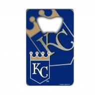 Kansas City Royals Credit Card Style Bottle Opener