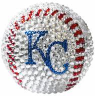 Kansas City Royals Swarovski Crystal Baseball
