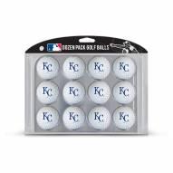 Kansas City Royals Dozen Golf Balls