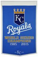 Kansas City Royals Dynasty Banner