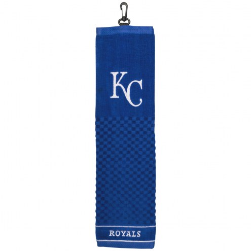 Kansas City Royals Embroidered Golf Towel