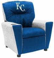 Kansas City Royals Fan Favorite Kid's Recliner