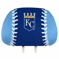 Kansas City Royals Full Print Headrest Covers