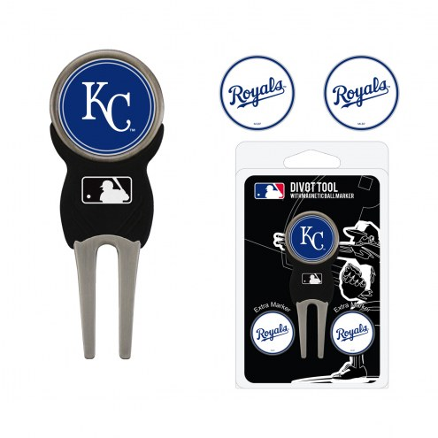 Kansas City Royals Golf Divot Tool Pack