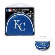 Kansas City Royals Golf Mallet Putter Cover