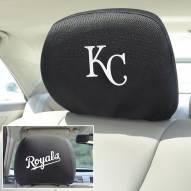 Kansas City Royals Headrest Covers