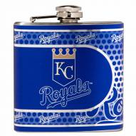 Kansas City Royals Hi-Def Stainless Steel Flask