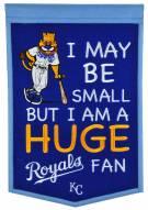 Kansas City Royals Lil Fan Traditions Banner