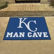 Kansas City Royals Man Cave All-Star Rug