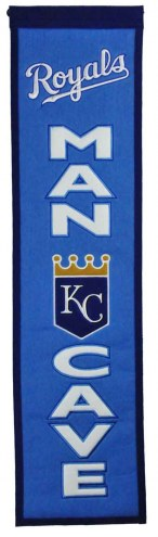 Kansas City Royals Man Cave Banner
